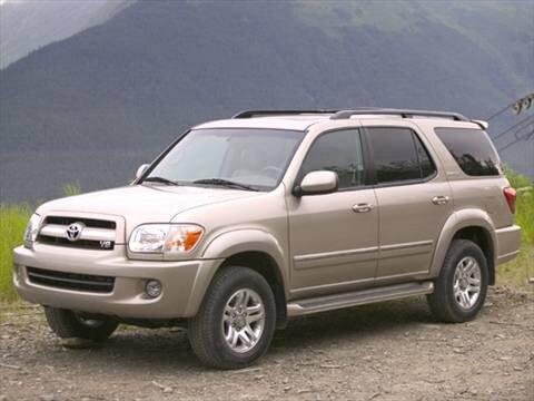 2005 Toyota Sequoia SR5 Sport Utility 4D  photo