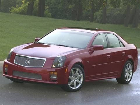 2006 cadillac cts v sedan 4d pictures and videos kelley. Black Bedroom Furniture Sets. Home Design Ideas