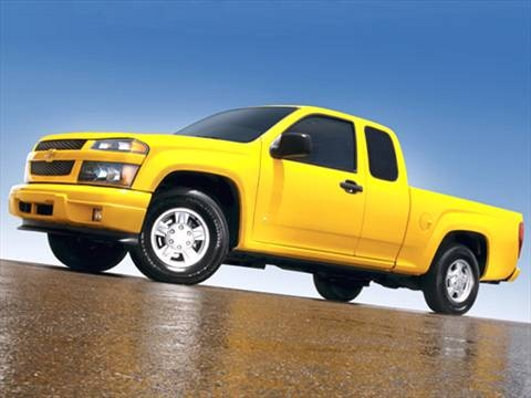 2006 Chevrolet Colorado Extended Cab LS Pickup 4D 6 ft  photo
