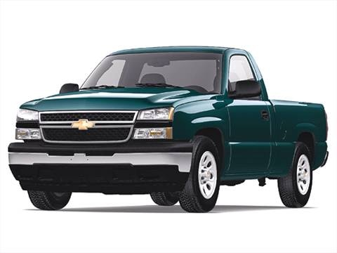 2006 Chevrolet Silverado 1500 Regular Cab LT Pickup 2D 6 1/2 ft  photo