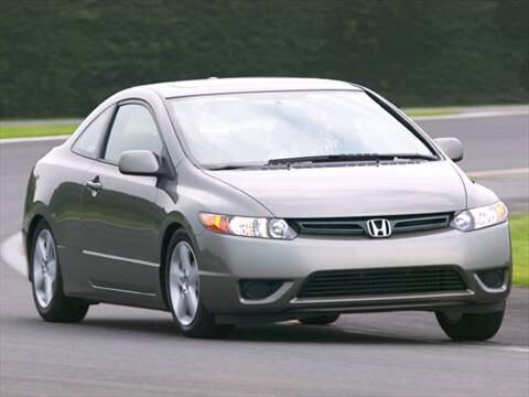 2006 Honda Civic DX Coupe 2D  photo