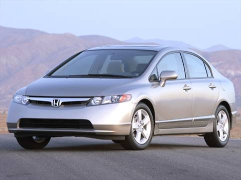 2006 Honda Civic LX Sedan 4D  photo