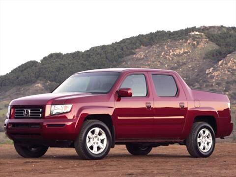 2006 Honda Ridgeline RT Pickup 4D 5 ft  photo