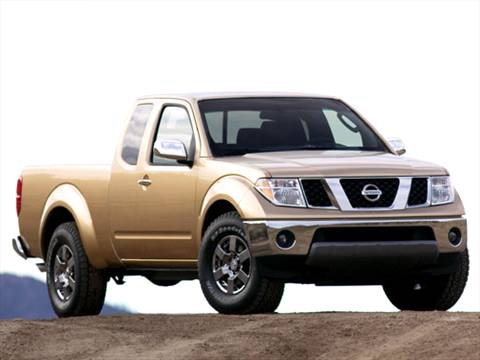 2006 Nissan Frontier King Cab XE Pickup 2D 6 ft  photo