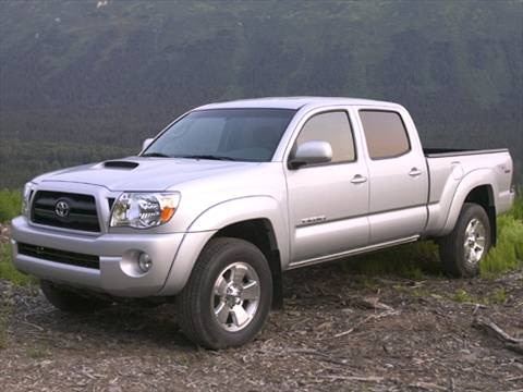 2006 Toyota Tacoma Double Cab PreRunner Pickup 4D 5 ft  photo