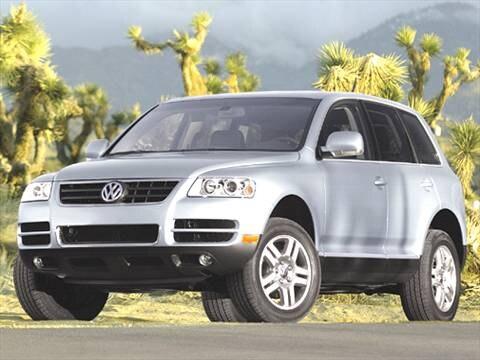 2006 Volkswagen Touareg Sport Utility 4D  photo
