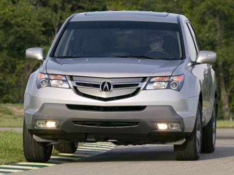 2007 Acura Sport Utility Pictures Videoskelley Blue Book ...