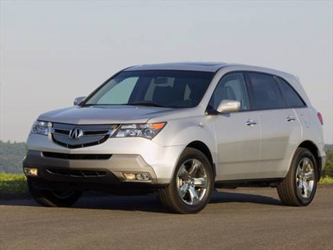 2007 Acura MDX Sport Utility 4D  photo