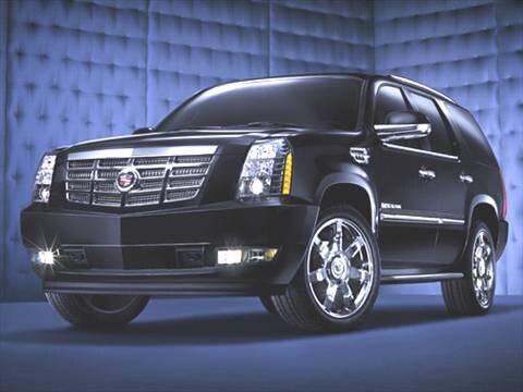 2007 Cadillac Escalade Sport Utility 4D  photo