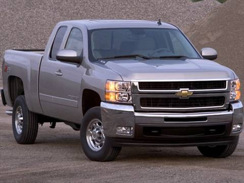 2007 Chevrolet Silverado 3500 HD Extended Cab Work Truck Pickup 4D 8 ft  photo