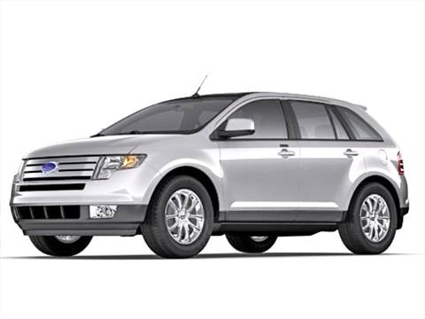2007 ford edge sel sport utility 4d pictures and videos kelley blue book. Black Bedroom Furniture Sets. Home Design Ideas