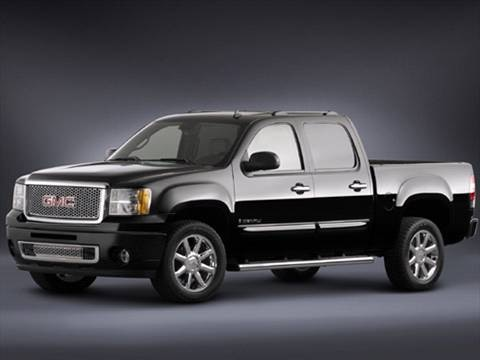 2007 GMC Sierra 1500 Crew Cab Denali Pickup 4D 5 3/4 ft  photo