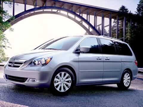 2007 Honda Odyssey Touring Minivan 4D  photo