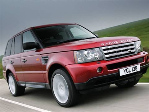 2007 Land Rover Range Rover Sport HSE Sport Utility 4D  photo