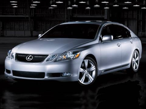 2007 Lexus GS GS 350 Sedan 4D  photo