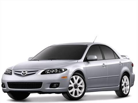 2007 Mazda MAZDA6 i Sport Sedan 4D  photo