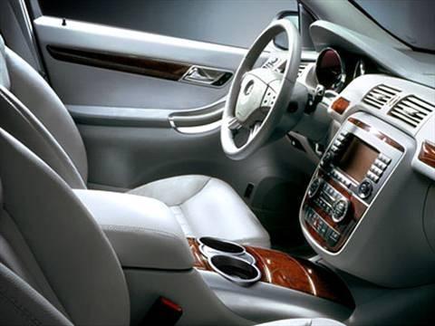 2007 Mercedes-Benz R-Class R350 Sport Wagon 4D  photo