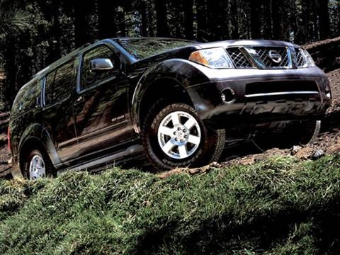 2007 Nissan Pathfinder SE Sport Utility 4D  photo