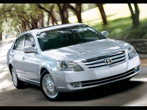 2007 Toyota Avalon XL Sedan 4D  photo