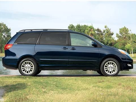 2007 toyota sienna xle minivan 4d pictures and videos kelley blue book. Black Bedroom Furniture Sets. Home Design Ideas