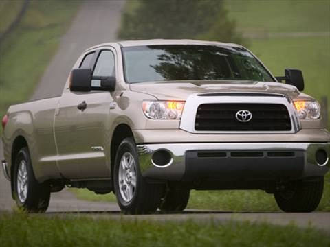 2007 Toyota Tundra Double Cab Limited Pickup 4D 6 1/2 ft  photo
