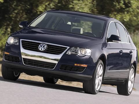 2007 Volkswagen Passat Sedan 4D  photo