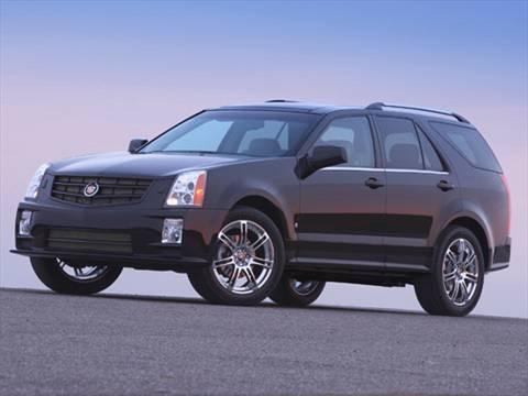 2008 Cadillac SRX Sport Utility 4D  photo