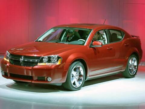 2008 Dodge Avenger SE Sedan 4D  photo