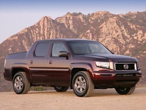 2008 Honda Ridgeline RT Pickup 4D 5 ft  photo
