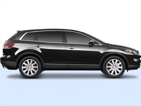 2008 mazda cx 9 grand touring sport utility 4d pictures and videos kelley blue book. Black Bedroom Furniture Sets. Home Design Ideas