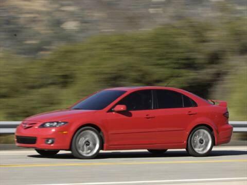 2008 Mazda MAZDA6 i Sport Value Edition Hatchback 4D  photo