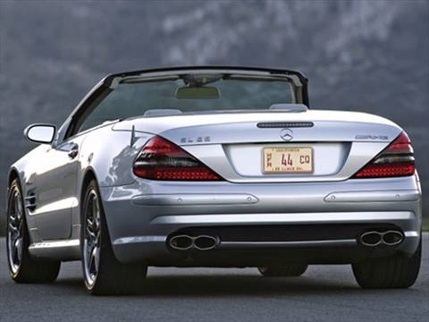 2008 mercedes benz sl class sl55 amg roadster 2d pictures for Mercedes benz oil change near me