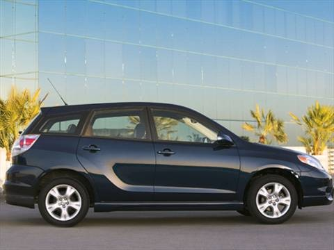 2008 Toyota Matrix Sport Wagon 4D  photo