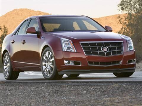 2009 Cadillac CTS Sedan 4D  photo