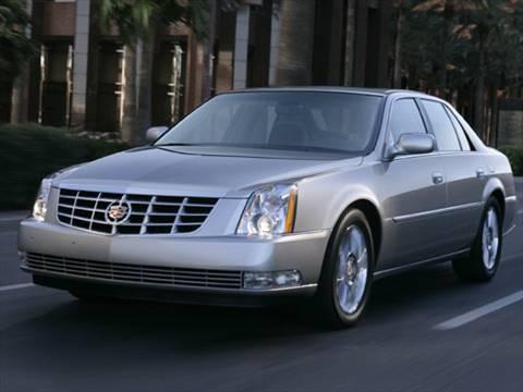 2009 Cadillac DTS Sedan 4D  photo