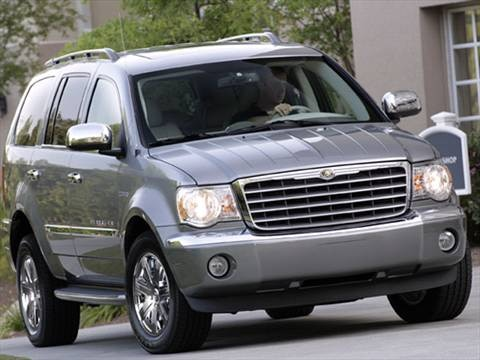 2009 Chrysler Aspen Limited Hybrid Sport Utility 4D  photo