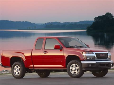 2009 GMC Canyon Extended Cab Work Truck Pickup 4D 6 ft  photo