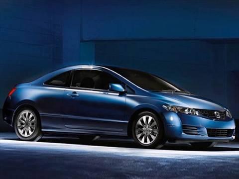 2009 Honda Civic DX Coupe 2D  photo