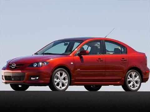 2009 Mazda MAZDA3 i Sport Sedan 4D  photo