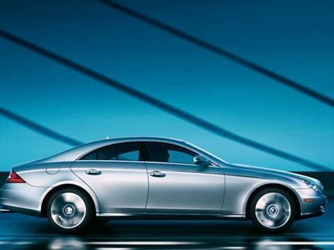 2009 Mercedes-Benz CLS-Class CLS550 Coupe 4D  photo