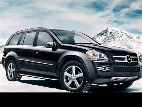 2009 Mercedes-Benz GL-Class GL320 BLUETEC Sport Utility 4D  photo