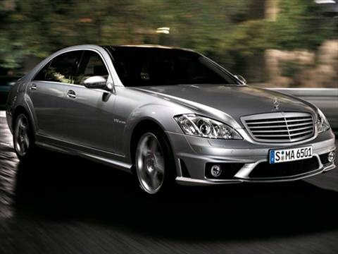 2009 Mercedes-Benz S-Class S65 AMG Sedan 4D  photo
