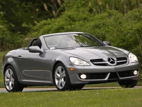 2009 mercedes benz slk class slk300 roadster 2d pictures for Mercedes benz slk for sale near me