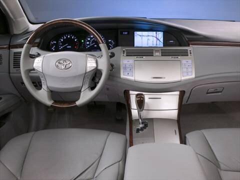 2009 Toyota Avalon XL Sedan 4D  photo
