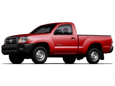 2009 Toyota Tacoma Regular Cab PreRunner Pickup 2D 6 ft  photo
