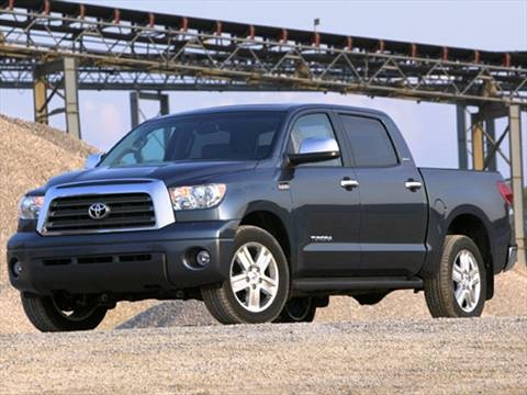 2009 Toyota Tundra CrewMax Limited Pickup 4D 5 1/2 ft  photo
