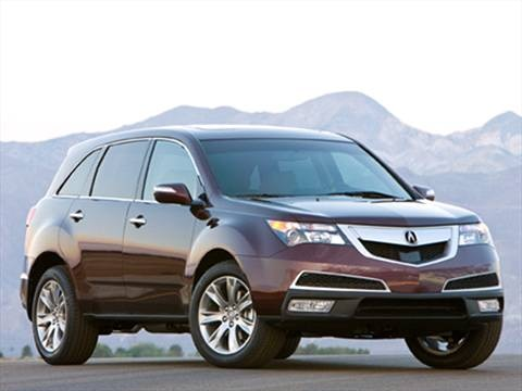 2010 Acura MDX Sport Utility 4D  photo