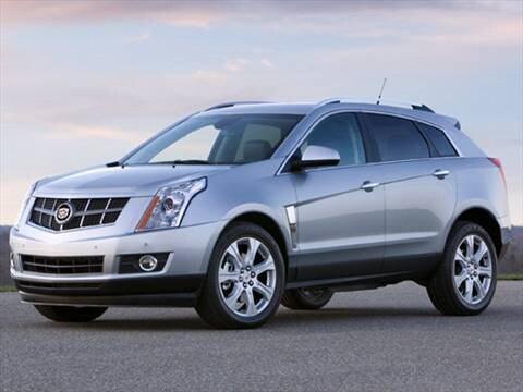 2010 Cadillac SRX Sport Utility 4D  photo