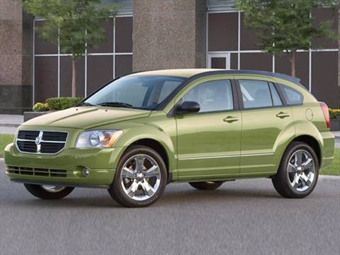 2010 Dodge Caliber Express Sport Wagon 4D  photo