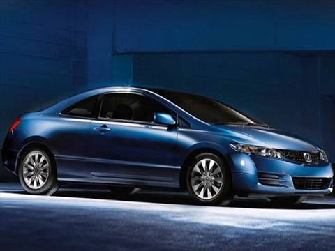 2010 Honda Civic DX Coupe 2D  photo